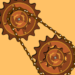 Steampunk Idle Spinner cogwheels and machines 1.8.4 .APK MOD Unlimited money Download for android