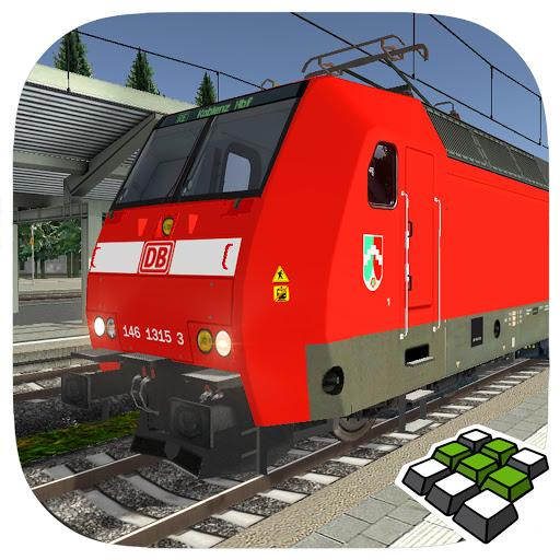 Euro Train Simulator 2 1.0.9.6 .APK MOD Unlimited money Download for android