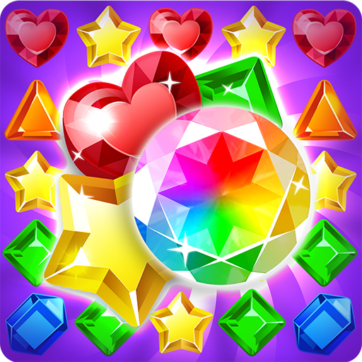 Jewel Match King Quest 4.0.0 .APK MOD Unlimited money Download for android