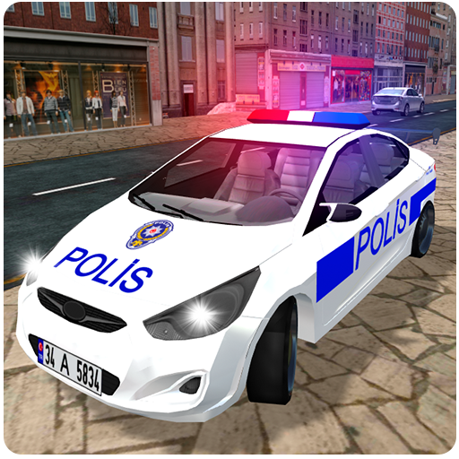 Real Police Car Driving Simulator 3D 2.5 .APK MOD Unlimited money Download for android
