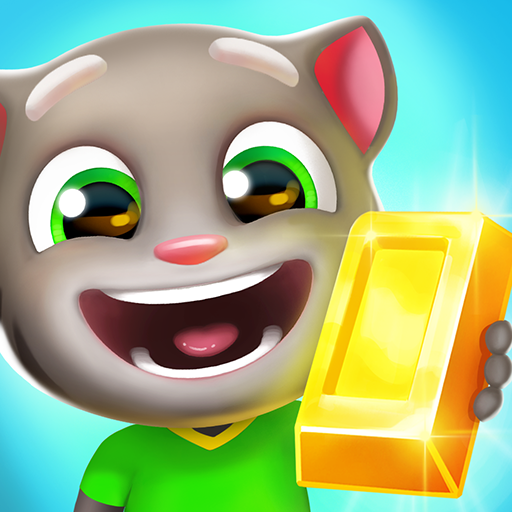 Talking Tom Gold Run 3.9.0.425 .APK MOD Unlimited money Download for android