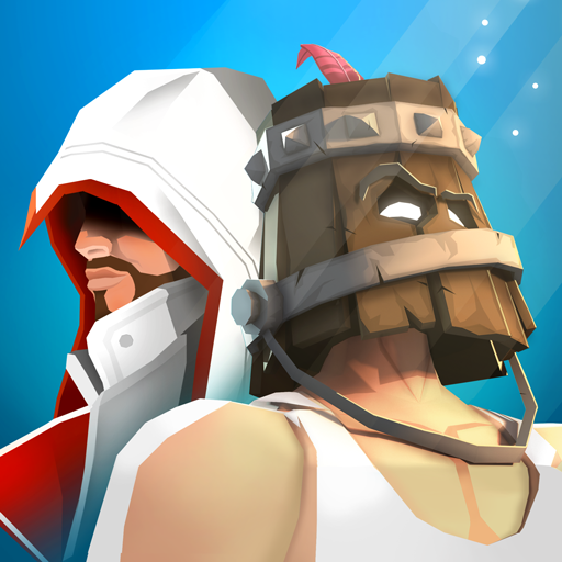 The Mighty Quest for Epic Loot 1.0.4 .APK MOD Unlimited money Download for android
