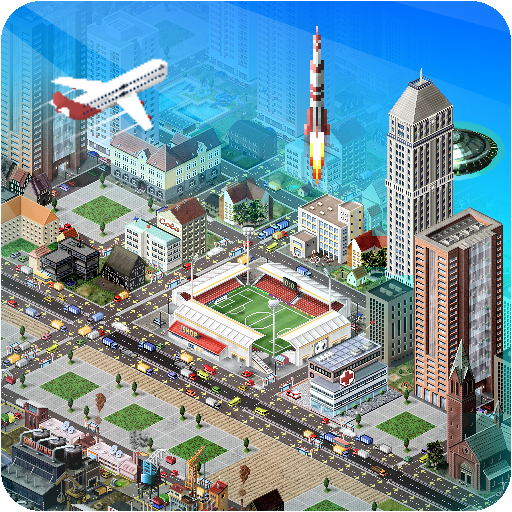 TheoTown 1.7.42a .APK MOD Unlimited money Download for android