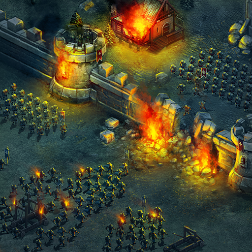 Throne Rush 5.15.1 .APK MOD Unlimited money Download for android