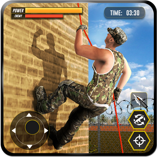 US Army Training School Game Obstacle Course Race 3.1 .APK MOD Unlimited money Download for android