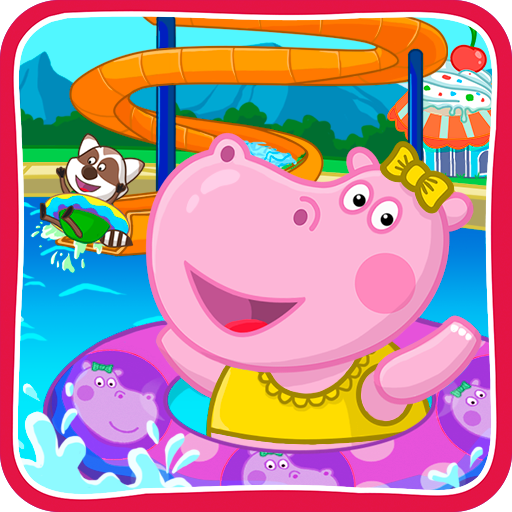 Water Park Fun Water Slides 1.2.8 .APK MOD Unlimited money Download for android