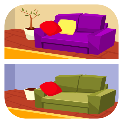 Find the differences – play between two pictures 1.0.9 .APK MOD Unlimited money Download for android