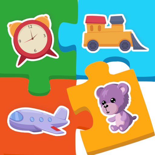 Animal Jigsaw Puzzles for Kids Toddlers Games 1.2.1 .APK MOD Unlimited money Download for android
