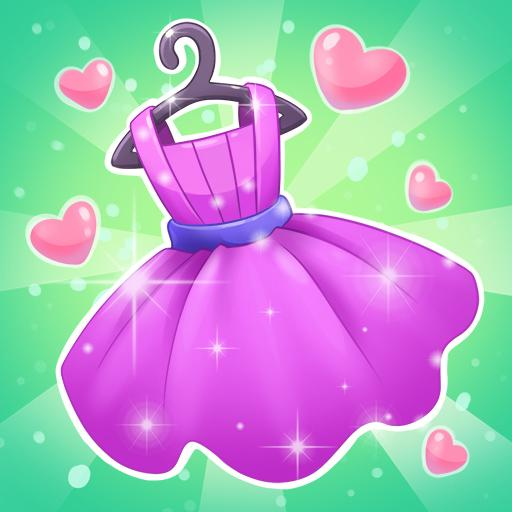 Fashion Dress up games for girls. Sewing clothes 0.2.889 .APK MOD Unlimited money Download for android