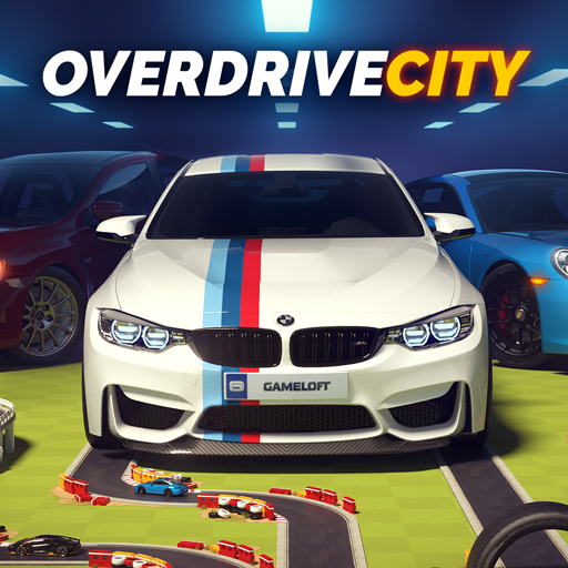 Overdrive City v0.8.7.vc80700.rev49258.b5.release .APK MOD Unlimited money Download for android