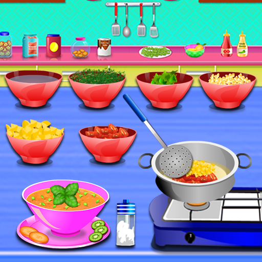 Potato Tomato and Rosemary Soup – Recipe Game 1.2 .APK MOD Unlimited money Download for android