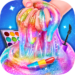 Makeup Slime – Fluffy Rainbow Slime Simulator .APK MOD Unlimited money Download for android