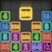 Drop Number Neon 2048 .APK MOD Unlimited money Download for android